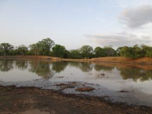Barrage de Koussan